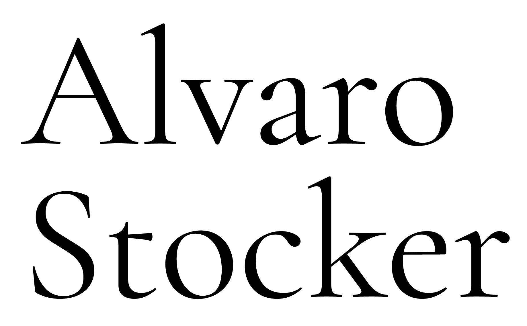 Álvaro Stocker